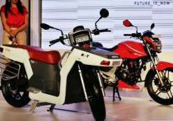 hero motocorp unveils diesel scooter concept called rnt