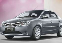 toyota launches etios xclusive at rs 7.82 lakh