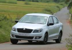 skoda launches refreshed rapid at rs 7.22 lakh