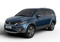 auto expo tata motors showcase production version of hexa