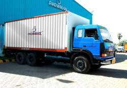 snowman logistics lists with 62 premium on nse