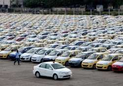 domestic passenger car sales fall for first time in 15