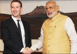 zuckerberg backs call for universal internet access by 2020