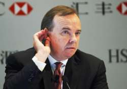 hsbc chief kept millions in swiss account report