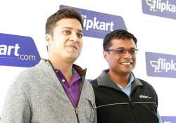 flipkart appoints binny bansal as ceo sachin to be exec