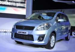 maruti launches cng ertiga priced up to rs 7.30 lakh