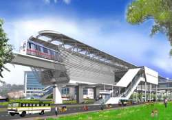metro stations to be connected with skywalks and elevators