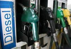 price of diesel sold to bulk consumers cut by rs 1.09/litre