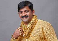 pune man spends rs 1 crore 27 lakh on his gold shirt to