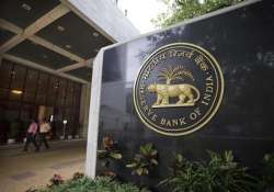 rbi passes re recovery as impact of delay fed tapering