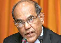 rbi to take steps to arrest rupee fall says subbarao