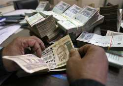 rupee plunges to sub 53 mark closes at 4 month low