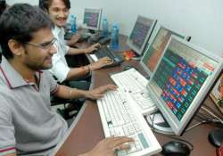 sensex rises 38 points in listless trade as derivatives