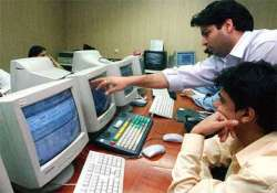 sensex down 90 points falls 7th session in a row