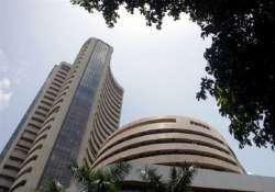 sensex up 49 pts on good corporate earnings global mkts