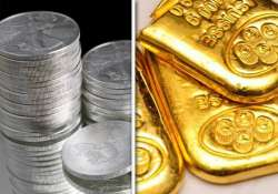 silver rises smartly on industrial demand gold also gains