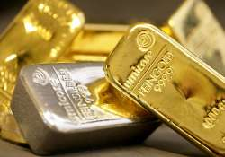 silver tumbles by rs 5 500 gold down by rs 300