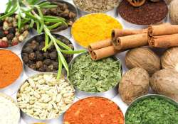spices end steady in lacklustre trade