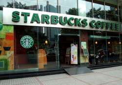 starbucks opens 25th store in india completes one year