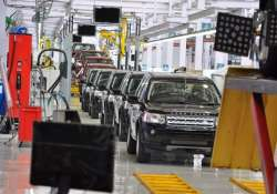 tata owned jlr reports 42 rise in h1 profit