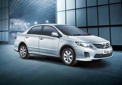 toyota launches limited petrol edition of corolla altis