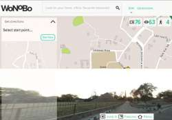 wonobo street view now available on mobiles
