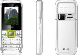 xage launches m198 eka handset at rs 1349