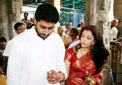 abhishek seeking suggestions for daughter s name on twitter