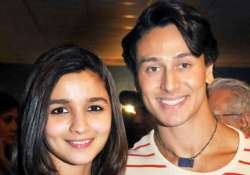 after arjun alia bhatt to romance tiger shroff in