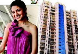 anushka buys three flats for rs 10 cr on a single 20th floor