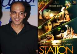 ashutosh gowariker impressed with his protege debut station