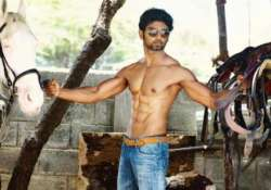 atharva murali developed six pack abs exclusively for film