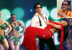 bal thackeray pans srk s ra.one says it s biggest box