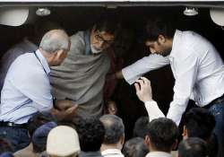 big b to be discharged on tuesday