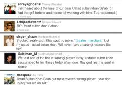 bollywood celebrities express grief over ustad sultan khan