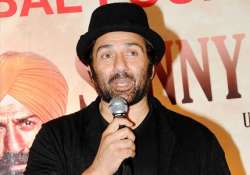 can t remake any of dad s films sunny deol