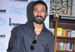dhanush rubbishes reports of signing a new film