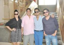 dramebaaz kids impress david dhawan