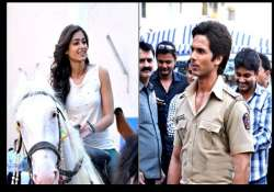 film with shahid has come out beautifully ileana
