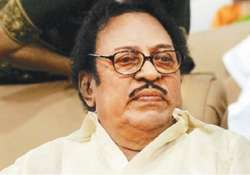 s.s. rajendran s death mourned by politicians