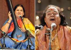 shubha mudgal chhannulal mishra to perform at delhi