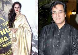 rekha to romance with ghazal maestro talat aziz in fitoor