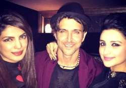 hrithik roshan birthday party chopra sisters join the