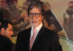 big b is brand ambassador of dettol banega swachh india