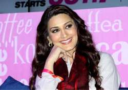 sonali bendre i am an actor and i won t do a job that i don