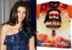 msg the messenger finds a new fan in name of twinkle khanna- India Tv