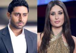 what made junior bachchan thank and remember kareena kapoor