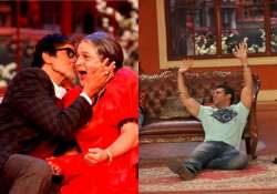 comedy nights with kapil most funny moments of 2014