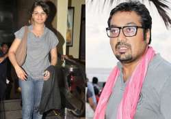 i would blindly do any of anurag kashyap s film tejaswini