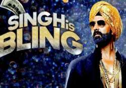 singh is bling movie review even with its flaws akshay